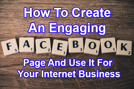 create facebook page for internet business